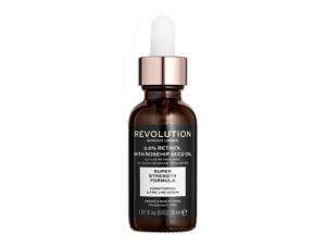 Revolution Skincare 0.5% Retinol and Rosehip Seed Oil Smoothing Serum