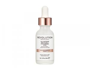 Revolution Skincare 5% Caffeine and Hyaluronic Acid Revitalising Under Eye Serum 30ml