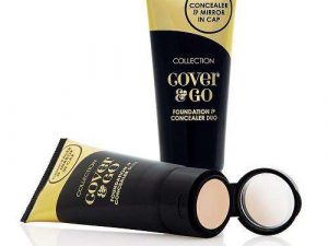 Collection Cover & Go Foundation and Concealer Duo 8 collection cover and go
