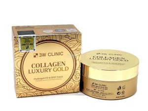 3W CLINIC Collagen Luxury Gold Hydrogel Eye & Spot Patch 6 collagen luxury gold hydrogel eye & spot patch