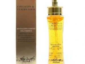 3W CLINIC Collagen & Luxury Gold Revitalizing Comfort Gold Essence 10 3w clinic collagen