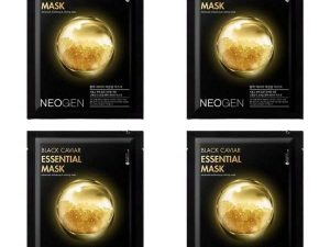 NEOGEN Black Caviar Essential Mask Bundle Buy Three Get One Free 4 buy three get one free