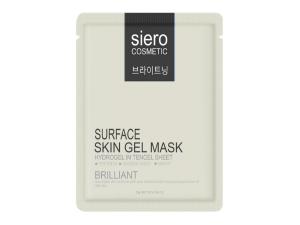 Siero Cosmetic Surface Brilliant Skin Gel Mask 8 siero