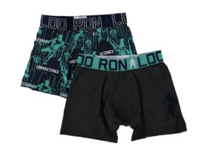 Cristiano Ronaldo Boys' Boxer Shorts - 2 Pack