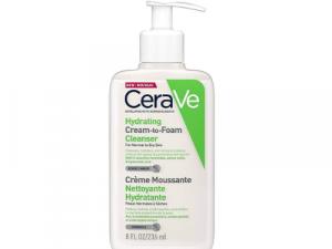 CeraVe Cream-to-Foam Cleanser 236ml