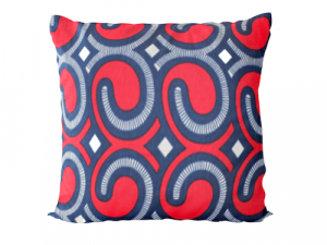 Ingo Shanyenge African Print Cushion Cover Seeded Print 6 Ingo Shanyenge