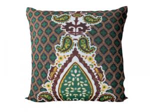 Ingo Shanyenge African Print Cushion Cover Green Oriental 10 Ingo Shanyenge