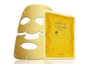 Prime Youth Gold Caviar Gold Foil Mask Prime Youth Gold Caviar Gold Foil Mask