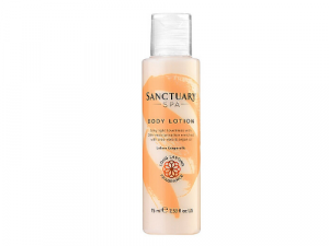 sanctuary spa body lotion