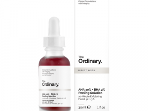 The Ordinary AHA 30% + BHA 2% Peeling Solution the ordinary