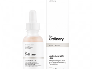 The Ordinary Lactic Acid 10% + HA the ordinary