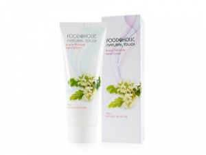 FOODAHOLIC Natural Touch Acacia Moisture Hand Cream  4 acacia moisture hand cream