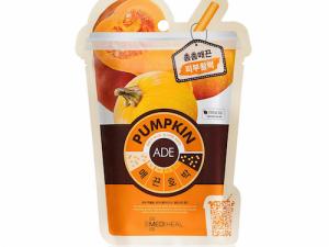Mediheal Pumpkin Ade Mask 18 mediheal pumpkin ade mask