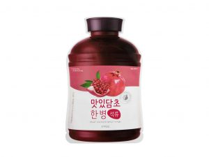A'PIEU Fruit Vinegar Sheet Mask Pomegranate a'pieu fruit vinegar sheet mask pomegranate