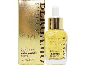 caviar gold ampoule