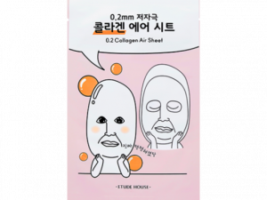 Etude House - 0.2 Therapy Air Mask Collagen collagen