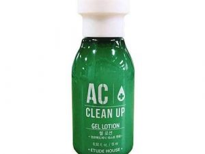 ETUDE HOUSE AC CLEAN UP GEL LOTION Mini Size ac clean up gel lotion