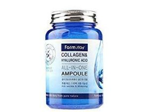 FARM STAY Collagen & Hyaluronic Acid All-in-one Ampoule 4 farm stay collagen & hyaluronic acid