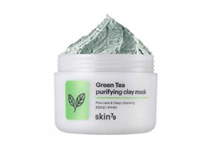skin79 Green Tea Purifying Clay Mask 10 skin79 green tea purifying clay mask