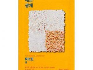 Holika Holika Pure Essence Mask Sheet Rice holika holika pure essence mask sheet
