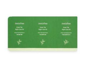 INNISFREE Green Tea Night-Care Kit innisfree