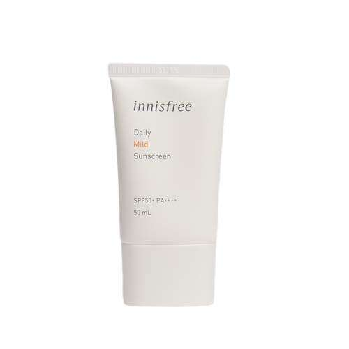 sun protection cream from innisfree