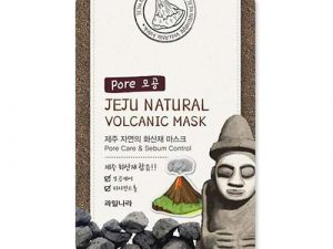 Welcos Jeju Natural Volcanic Mask Pore Care And Sebum Control 8 jeju natural volcanic mask