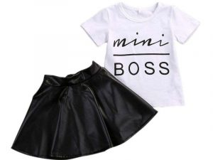 Girl Mini Boss Set