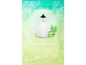 Merbliss Wedding Dress Aloe Soothing Clear Seal Mask merbliss