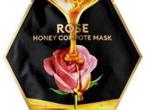 Missha Rose Honey Compote Mask 4 missha rose honey compote