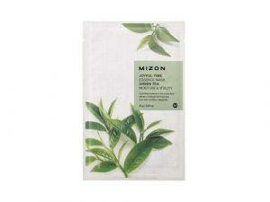 MIZON Joyful Time Essence Mask Green Tea 6 mizon