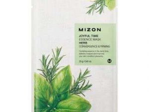 Mizon Joyful Time Essence Mask Herb