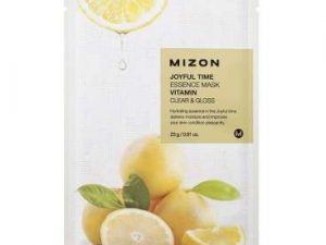 mizon sheet mask lemon