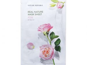 Nature Republic Real Nature Mask Sheet Rose 22 nature republic