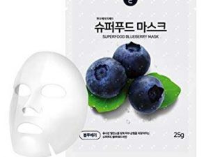 Nohj Superfood Mask Blueberry 6 nohj superfood