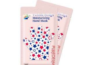 PUREDERM Twinkle Design Moisturizing Hand Mask hand mask