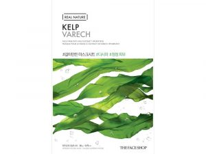 The Face Shop Real Nature Kelp Varech the face shop