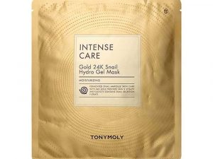 Intense Care Snail Gold 24k Hydrogel Mask Intense Care Snail Gold 24k Hydrogel Mask