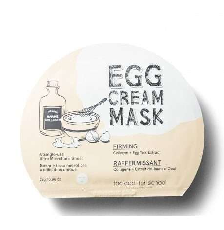egg face mask for dry skin